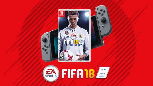 Peu mise en avant par EA Sports, la version Switch de FIFA est allégée, mais très agréable malgré tout.