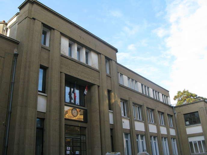 Université de Rennes.