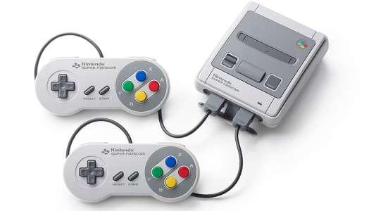 Nintendo Classic Mini : Super Nintendo