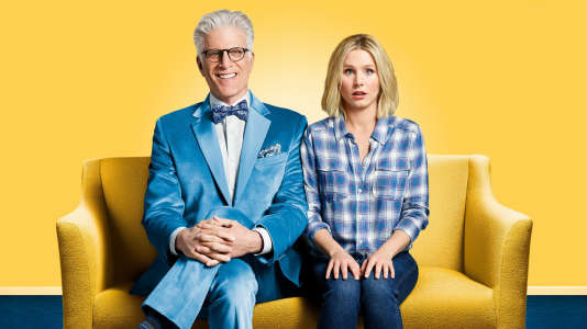 « The Good Place », de Michael Schur.