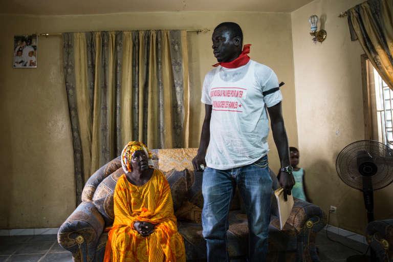 Les expropriés du TER de Dakar descendent dans la rue
