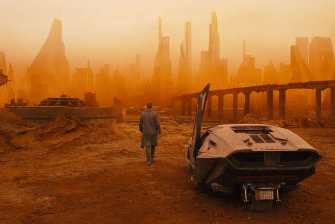 «Blade Runner 2049», un film de science-fiction de Denis Villeneuve.