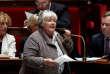 Jacqueline Gourault, ministre auprès du ministre de l'intérieur, ici le 3 octobre 2017 à l'Assemblée, a voulu rassurer les élus lors de la convention de l'Association des communautés de France (AdCF).