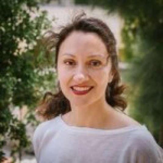 La spécialiste du Proche-Orient Myriam Ababsa.