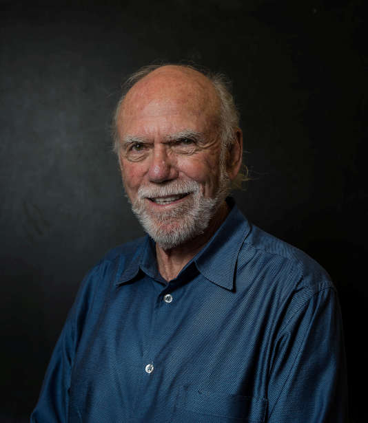 Le physicien Barry Barish du California Institute of Technology (Caltech).