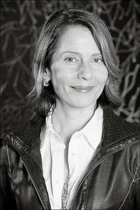 Paola Antonelli, commissaire de l'exposition au MoMA.