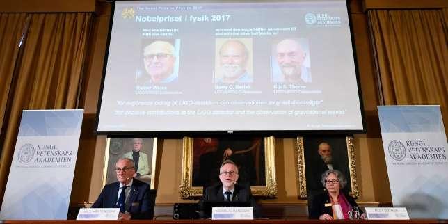 Barry Barish, prix Nobel de physique: «Comme Galilée regardant dans sa lunette, c'est une nouvelle percée en astronomie»