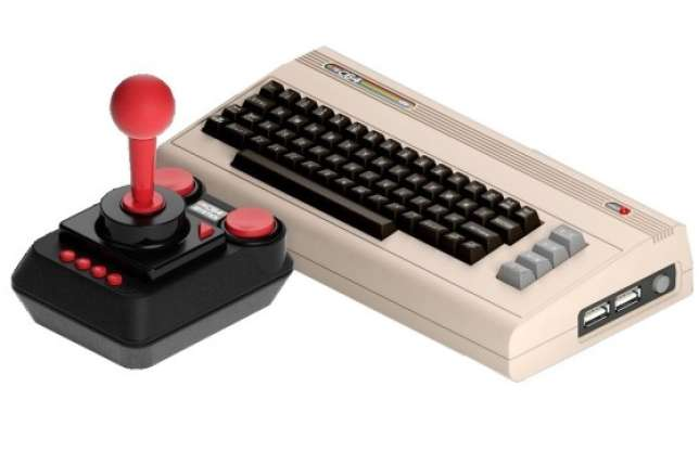 Le C64 Mini sortira début 2018 à 80 euros.
