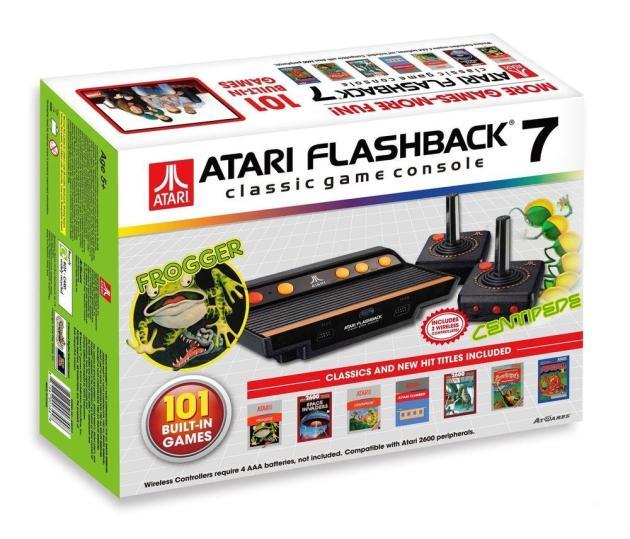L'Atari Flashback est apparue pour la première fois en 2004. Elle est la pionnière des rééditions de console, mais son succès est resté confidentiel en France.