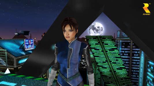 «Perfect Dark»,une des nombreuses licences de jeu vidéo marquées par l'imaginaire de «Blade Runner».