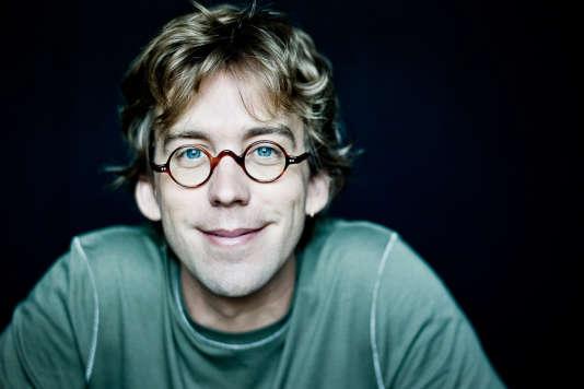 Le conteur québécois Fred Pellerin est de retour à Paris, jusqu'au 5 novembre 2017.
