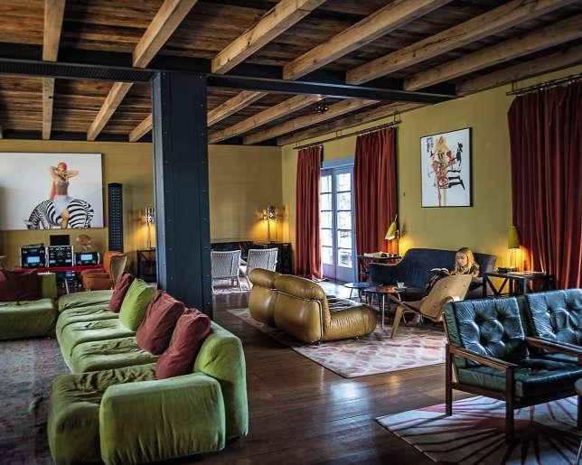 Rooms Hotel à Tbilissi.