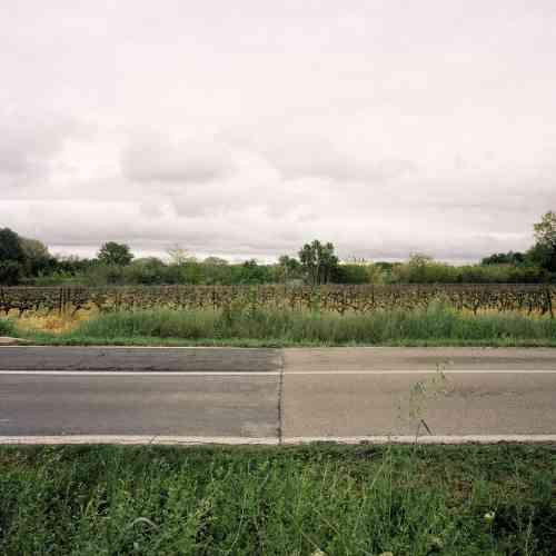 Série « 30limites. Les frontières du département du Gard », 2011-2013. France(s) territoire liquide.