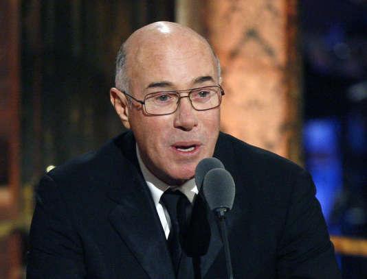 David Geffen a dénoncé le manque de soutien financier pour le Concert Hall de New York.