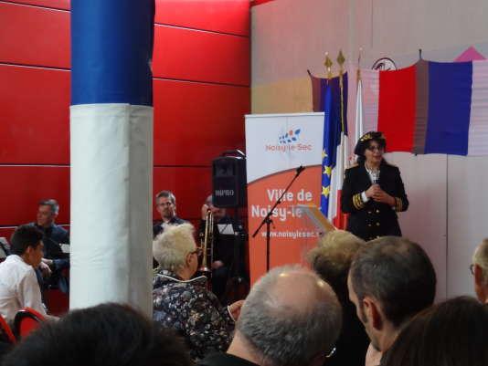 Fadela Benrabia, préfète déléguée pour l'égalité des chancesauprès du préfet de Seine-Saint-Denis.