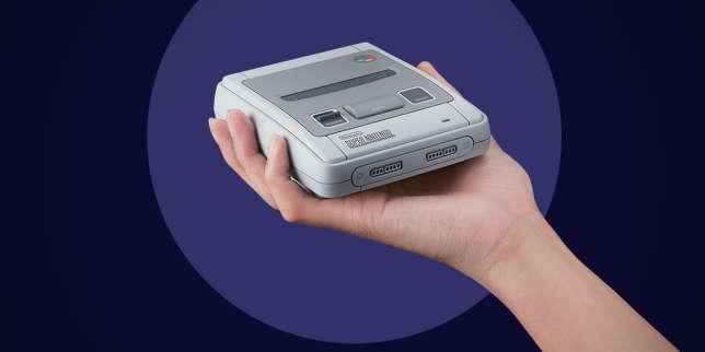 Chérie, j'ai rétréci les consoles de jeux vidéo!