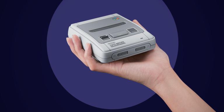 La Super Nintendo Mini, inattendue console phare de la rentrée 2017.