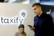Le patron et cofondateur de la plate-forme estonienne Taxify, Markus Villig, 23 ans, au siège de son entreprise, à Tallinn, le 13 juin.