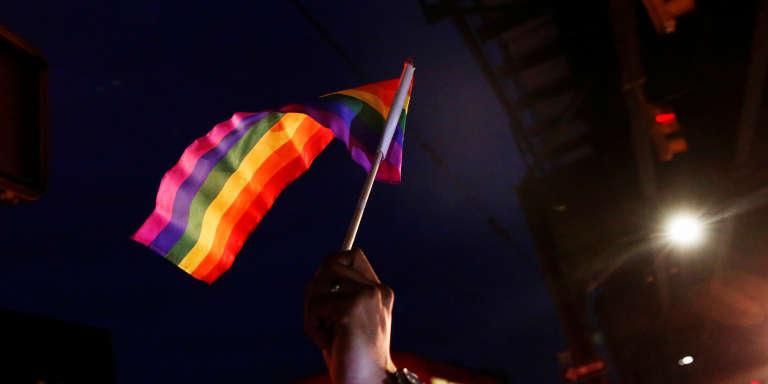 Le drapeau arc-en-ciel est le symbole de la communauté LGBT. (photo d'illustration)