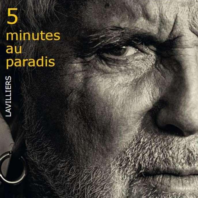Pochette de l'album« 5 minutes au paradis», de Bernard Lavilliers.