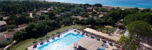 L'hôtel-club Belhambra, en Corse.