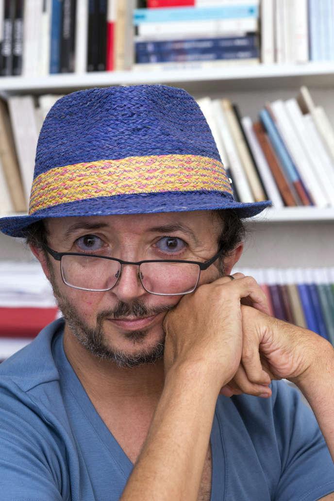 Philippe Rahmy, en juillet 2017.