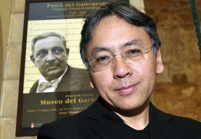 Kazuo Ishiguro en 2009.