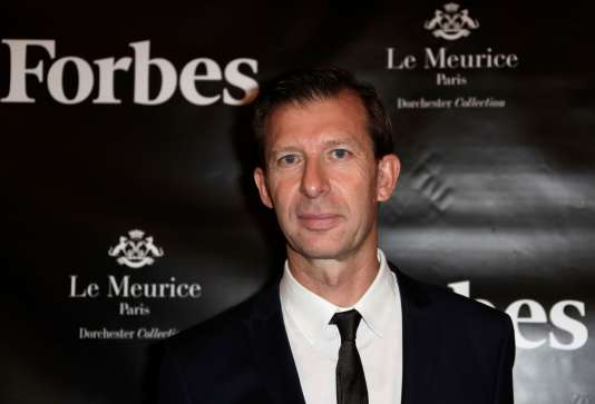 Le projet a été lancé par Dominique Busso, qui a inauguré la version française du magazine «Forbes», le 5 octobre, à Paris.