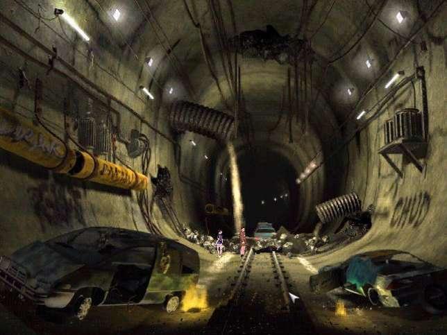 Avant compression, les décors de« Blade Runner» occupaient près de 249 Go, une taille délirante pour un jeu vidéo de l'époque.