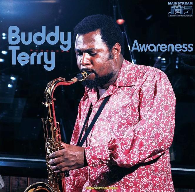 Pochette de l'album«Awareness», de Buddy Terry.