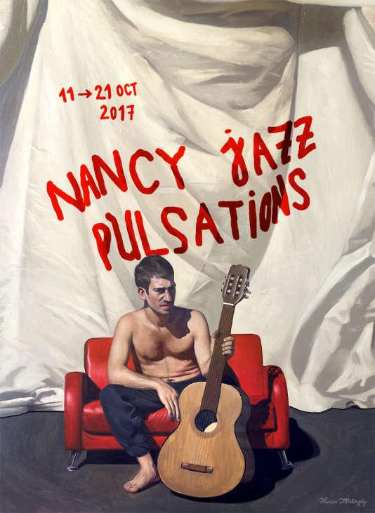Affiche du festival Nancy Jazz Pulsations.