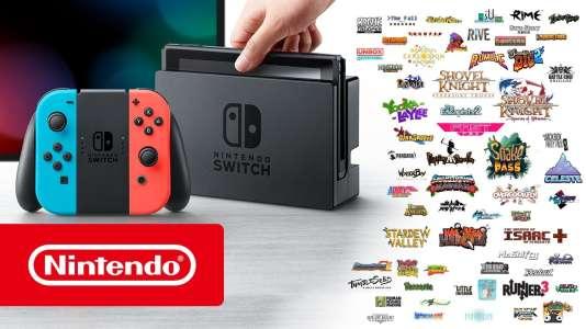 A contre-courrant de Sony, Nintendo communique beaucoup sur son catalogue de jeux indés, qui s'enrichit à vitesse grand V.
