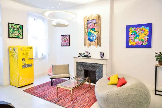 L'Appartement, à Marseille.