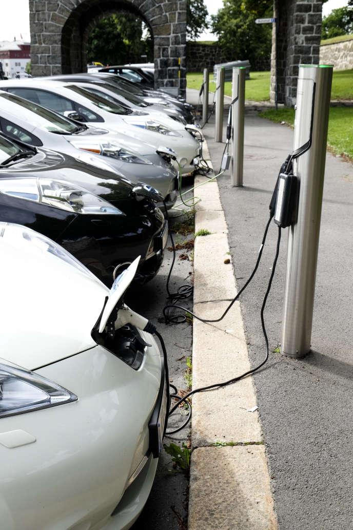 Fin septembre, le pays scandinave comptait 8 650 bornes de recharge publiques.