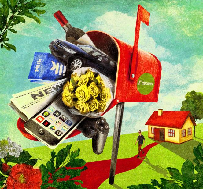 Jeremy Rifkin ne s'était pas trompé en prophétisant que « la plupart des biens et équipements coûteux » seraient à l'avenir fournis « sous forme de bail à court terme, de location, de droit d'adhésion et autres types de services ».