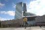 Le siège de la Banque centrale européenne, à Francfort-sur-le-Main.