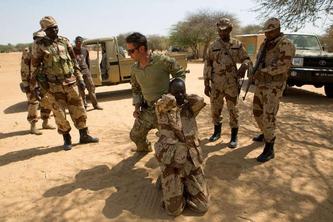 Le 4 octobre, quatre soldats américains et quatre militaires nigériens ont été tués dans une embuscade dans cette même région.