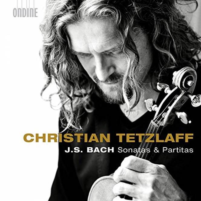 Pochette de l'album«Sonates et Partitas BWV 1001 à 1006», de Johann Sebastian Bach par le violonisteChristian Tetzlaff.
