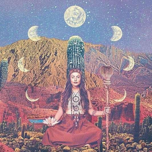 Pochette de l'album« El Bueno Gualicho », de Natalia Doco.