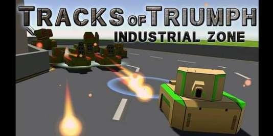 «Tracks of Triumph», l'un des près de 200 jeux queSilicon Echo Studios proposait il y a encore quelques jours sur Steam.