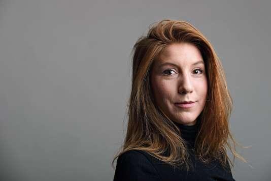 La journaliste suédoise Kim Wall, en décembre 2015.