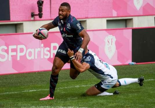 Le Stade Français a dominé Montpellier samedi.
