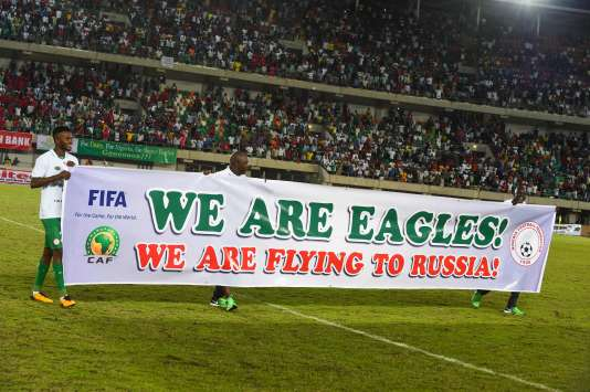 Le Nigeria est le premier pays africain à se qualifier pour la Coupe du monde 2018.