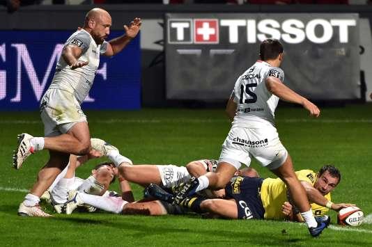 Les Toulousains ont battu Clermont dimanche lors de la 7e journée du Top 14.