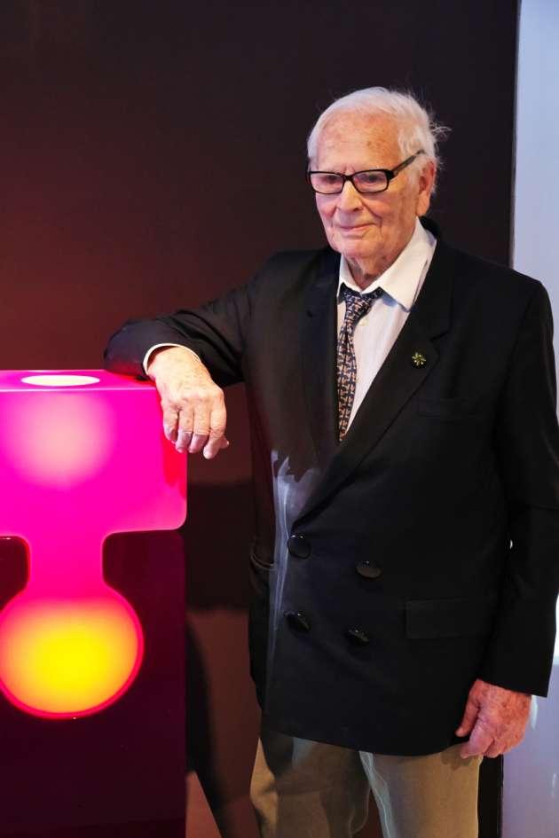 nice shoes cute new styles Pierre Cardin : « Mes meubles sont des sculptures utilitaires »
