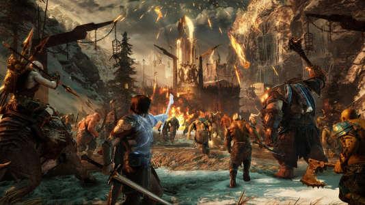 Dans« L'Ombre de la guerre», Talion peut envoûter des orcs pour les envoyer se battre à sa place.
