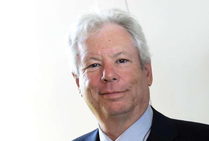 L'économiste Richard Thaler, en juin 2014.