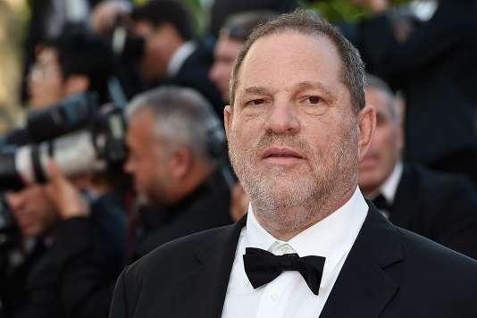 Le producteur Harvey Weinstein au Festival de Cannes, en mai 2015.