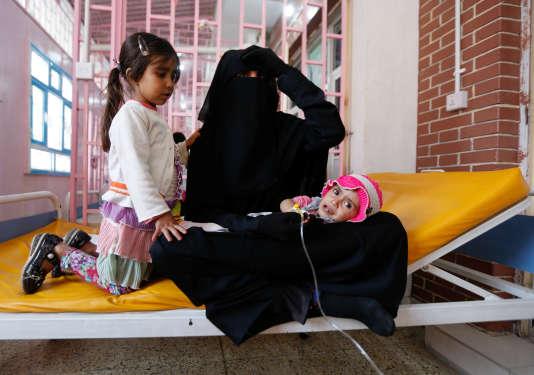 Plus de onze millions d'enfants yéménites ont besoin d'aide humanitaire, selon l'ONU.