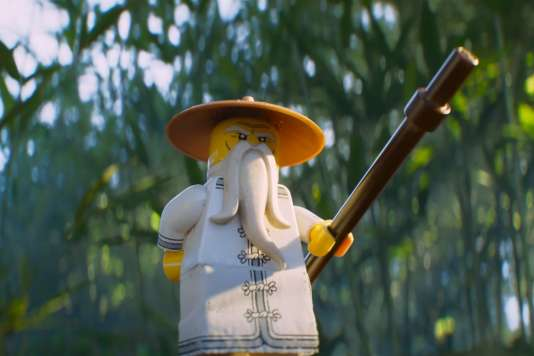« Lego Ninjago, le film», film d'animation américain deCharlie Bean, Paul Fisher et Bob Logan.